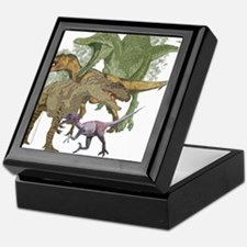 theropods.jpg Keepsake Box