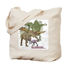 theropods.jpg Tote Bag