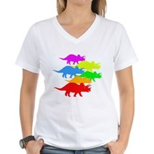 Triceratops Family Shirt
