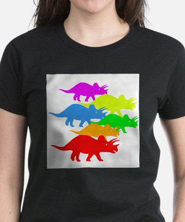 Triceratops Family Tee