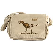trex3.jpg Messenger Bag