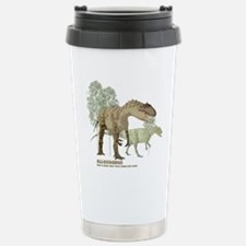 allosaurus.jpg Stainless Steel Travel Mug