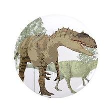 "allosaurus.jpg 3.5"" Button (100 pack)"