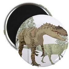 """allosaurus.jpg 2.25"""" Magnet (100 pack)"""
