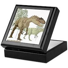 allosaurus.jpg Keepsake Box