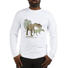 allosaurus.jpg Long Sleeve T-Shirt