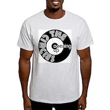 The Circles 2 Ash Grey T-Shirt