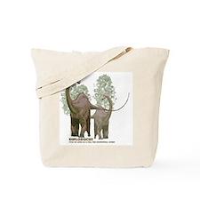 diplodocus.jpg Tote Bag