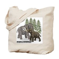 woolly mammoth.png Tote Bag