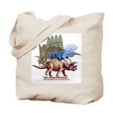 ceratopsians.jpg Tote Bag