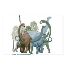 sauropods.jpg Postcards (Package of 8)