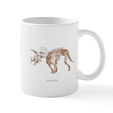 triceratops skeleton.png Mug