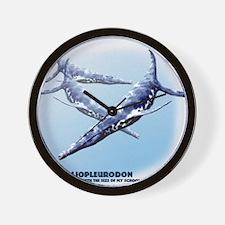 liopleurodon.png Wall Clock