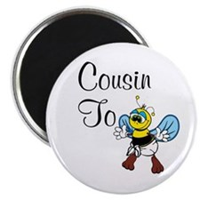 Cousin to bee Magnets