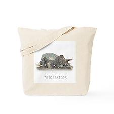 3-triceratops.png Tote Bag