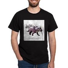 3-styracosaurus.png T-Shirt