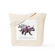 3-styracosaurus.png Tote Bag