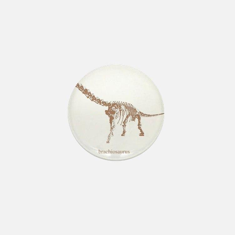 brachiosaurus skeleton.png Mini Button