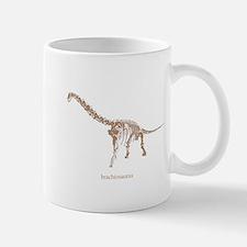 brachiosaurus skeleton.png Mug