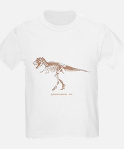 t rex skeleton.png T-Shirt