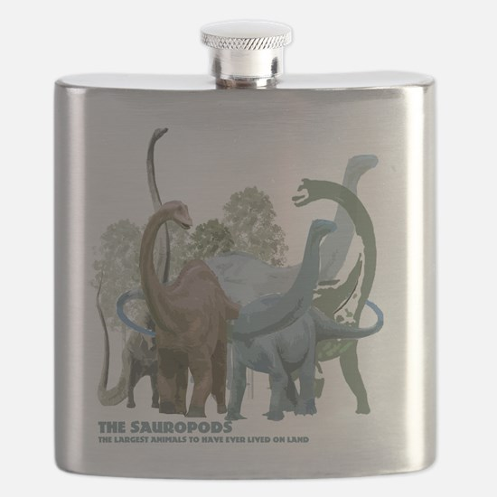 The Sauropods Flask