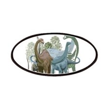 The Sauropods Patches