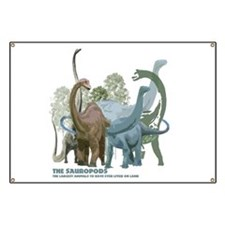 The Sauropods Banner