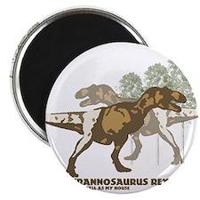 "Cute Dinosaur 2.25"" Magnet (100 pack)"