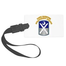 SSI - 218th MEB w Text Luggage Tag