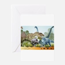 jurassic.png Greeting Card