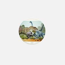 jurassic.png Mini Button (10 pack)