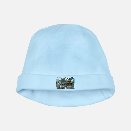 ALL WHITE.png baby hat