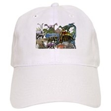 ALL WHITE.png Baseball Cap