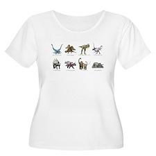 Unique Stegosaurus T-Shirt