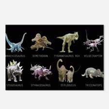Cute Brachiosaurus Postcards (Package of 8)
