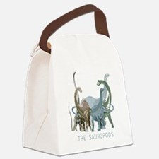 3-sauropods.png Canvas Lunch Bag