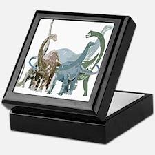3-sauropods.png Keepsake Box