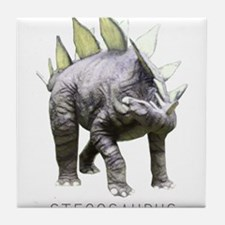Unique Stegosaurus Tile Coaster