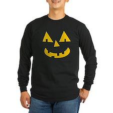 Cute Pumpkin Long Sleeve T-Shirt