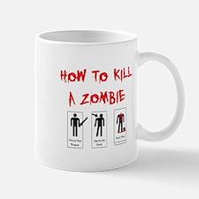 Zombie Killing 101 Mug