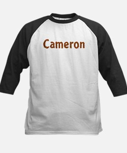 Cameron Fall Leaves Baseball Jersey