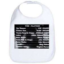 """The Players"" Title Bib"