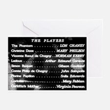 """The Players"" Title Greeting Cards (Pk of 10)"