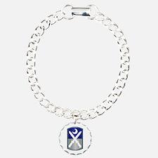 SSI - 218th MEB Charm Bracelet, One Charm