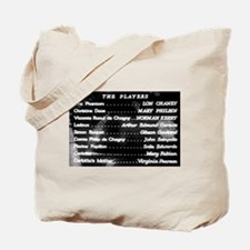 """""""The Players"""" Title Tote Bag"""