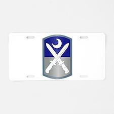 SSI - 218th MEB Aluminum License Plate