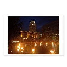 Providence WaterFire Postcards (Package of 8)