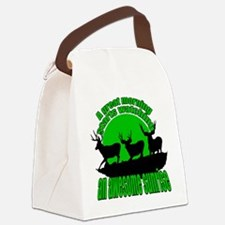Awesome sunrise 2 Canvas Lunch Bag