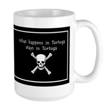 What happens in Tortuga Mug