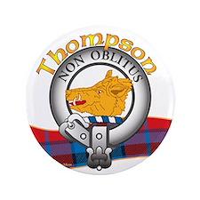 """Thompson Clan 3.5"""" Button"""